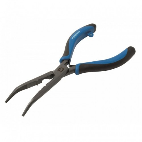 PLIERS LONG NOSE CS CURVED...